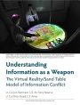 Understanding Information as a Weapon: The Virtual Reality/Sand Table Model of Information Conflict