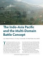 The Indo-Asia Pacific and the Multi-Domain Battle Concept