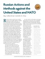 Russian Actions and Methods against the United States and NATO