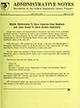 Administrative notes, vol. 15, no. 04