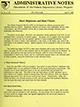 Administrative notes, vol. 14, no. 08