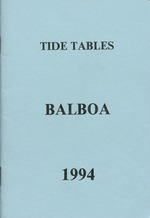 Tide tables