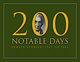 200 Notable Days: Senate Stories, 1787 to 2002