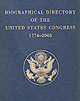 Biographical Directory of the United States Congress 1774 - 2005