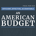 Cover of the 2019 American Budget