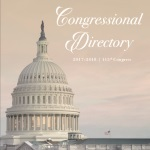 Cover of the Congressional Directory for the 115th Congress