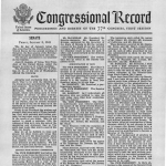Issue of the digitized Bound Congressional Record from 1941
