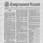 Issue of the digitized Bound Congressional Record from 1951