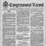 Issue of the digitized Bound Congressional Record from 1967