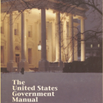 1992/93 Edition of the Government Manual