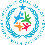 Logo of the International Day of Persons with Disabilities