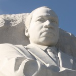 MLK statue at the National Park Service Memorial in Washington DC. Source:NPS.gov