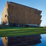 Photo of the National Museum of African American History and Culture