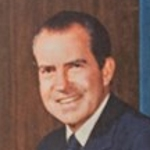 Photo of President Richard Nixon from his 1971 Public Papers