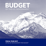 Budget of the United States Government, FY 2017