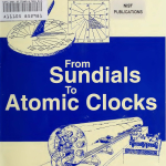 "Cover of ""From Sundials to Atomic Clocks: Understanding Time and Frequency"""
