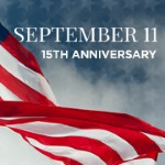 American flag nine eleven fifteenth anniversary
