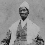 Photo of abolitionist and women's rights advocate Sojourner Truth